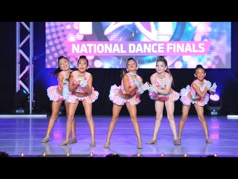 Xtreme Force Dance Company  Wind It Up
