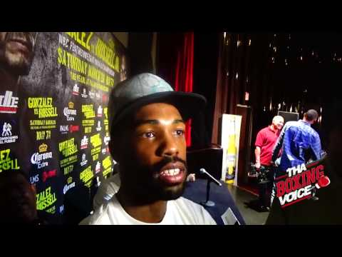 Gary Russell I'M Surprised Lomachenko Didn't Finish Me