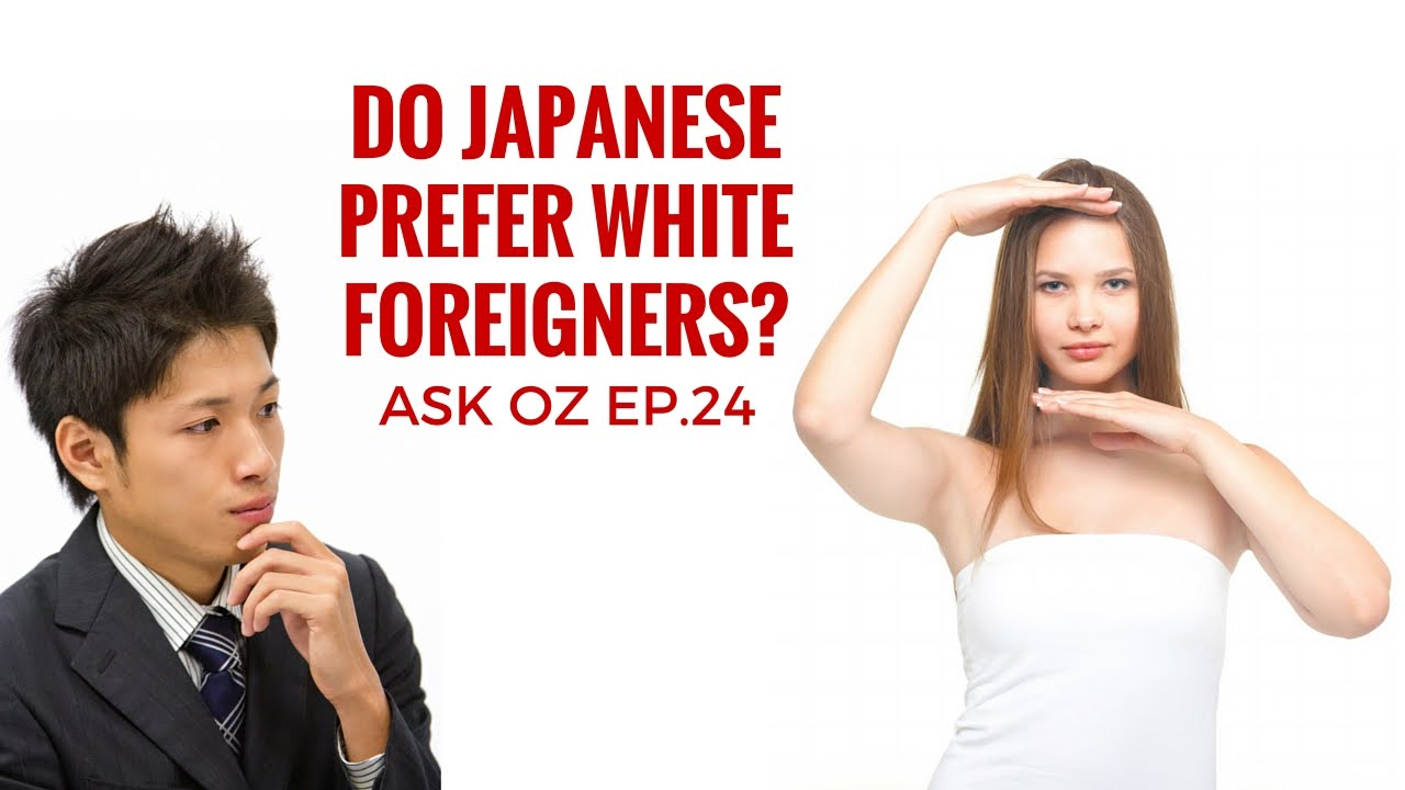 Ask japanese about dating a foreigner #1 songs