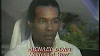 Michael Dorn Star Trek The Next Generation Pre Air Interview