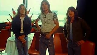 ACDC - Out Takes - Malcolm Young and Phil Rudd - 1976