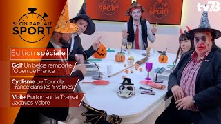 Si On Parlait Sport. Emission du 23 octobre 2019