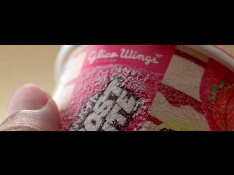 PETUALANGAN GLICO WINGS - Es Krim | Anno Kun Production