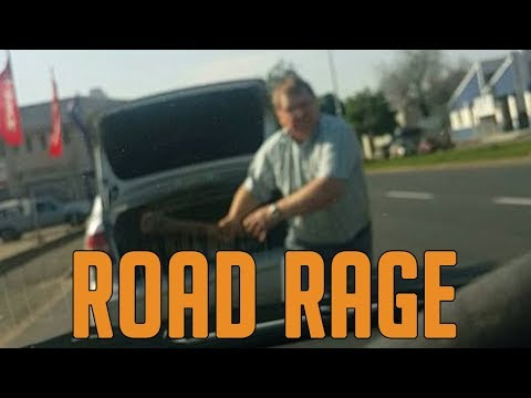 Insane Road Rage Incident | South Africa