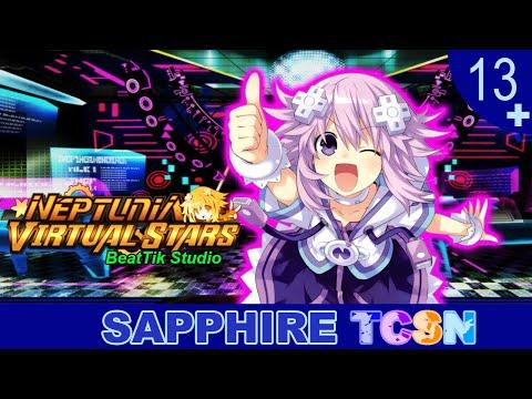 SapphireTCSN | Neptunia Virtual Stars: BeatTik Studio |