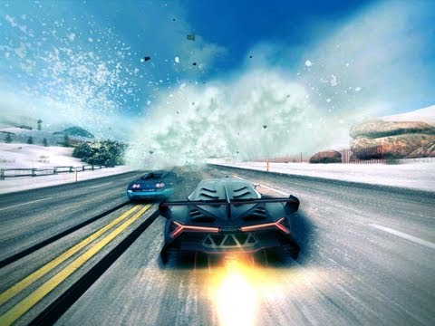 Asphalt 8 Airborne GamePlay 3 HD