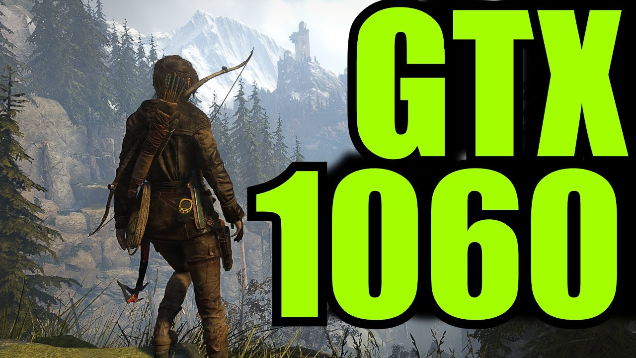 Rise of The Tomb Raider GTX 1060 OC | 1080p - 1440p & (4K) 2160p & DX11 vs DX12 | FRAME-RATE