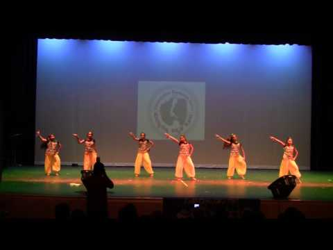 Eegale Eke Maduve VKK 2016 Ganesha Dance