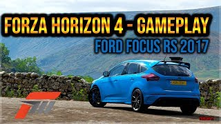 Forza Horizon 4 PC - Ford Focus RS 2018 | #3 Test Drive | 1080p & 60 FPS