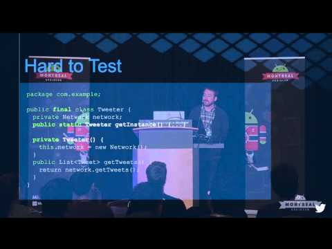 Droidcon Montreal - Ty Smith - Building the Fabric SDK