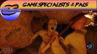 Game Specialists and Pals - Adventures in The Forest ep.1