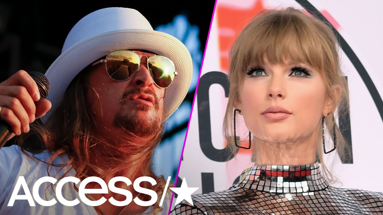 Kid Rock Blasts Taylor Swift's Politics With Sexually Explicit Tweet