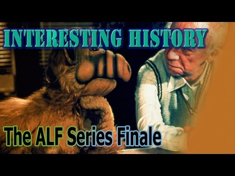 The ALF Series Finale *Interesting History*