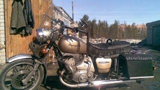 видео Ремонт силового реле стартера мотоцикла