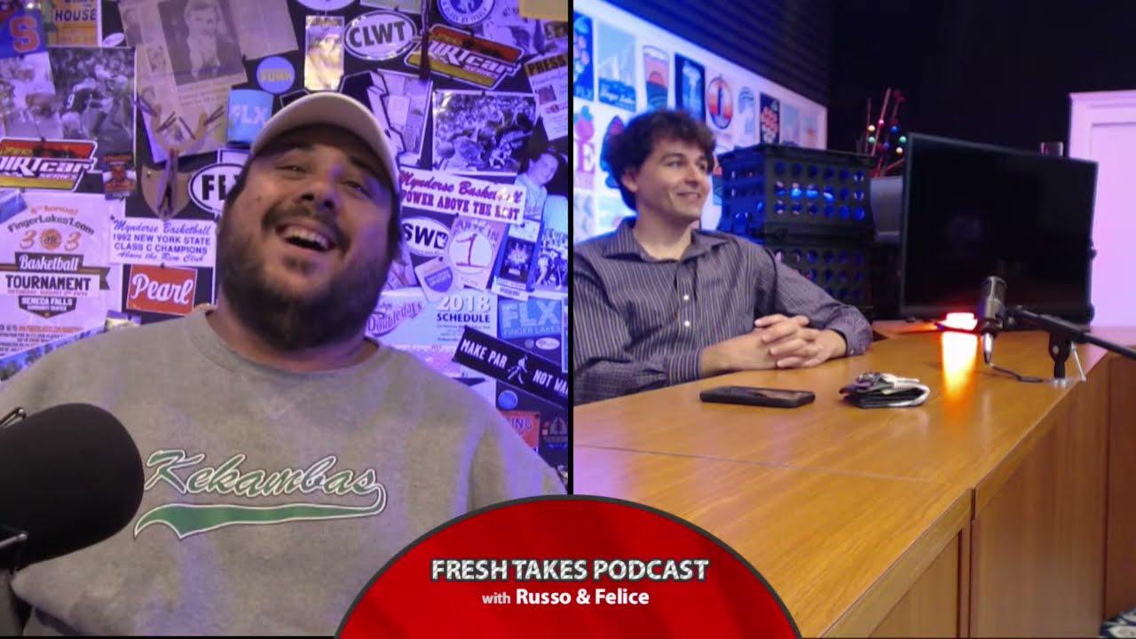 FRESH TAKES: Rahm wins U.S. Open, NBA & NHL Playoffs (podcast)