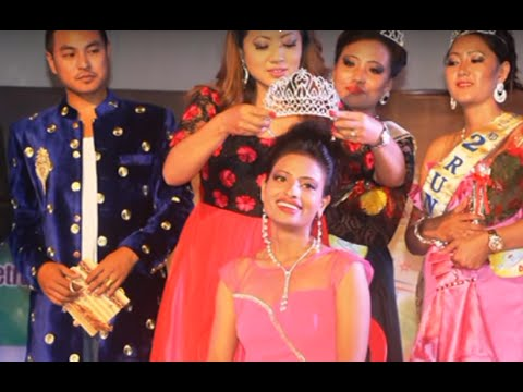 grand finale of mrs pokhara guff focus pokhara new nepali tv show 2015