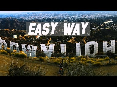 The Official HOLLYWOOD SIGN HIKE - How To Hike To The HOLLYWOOD SIGN (2019)