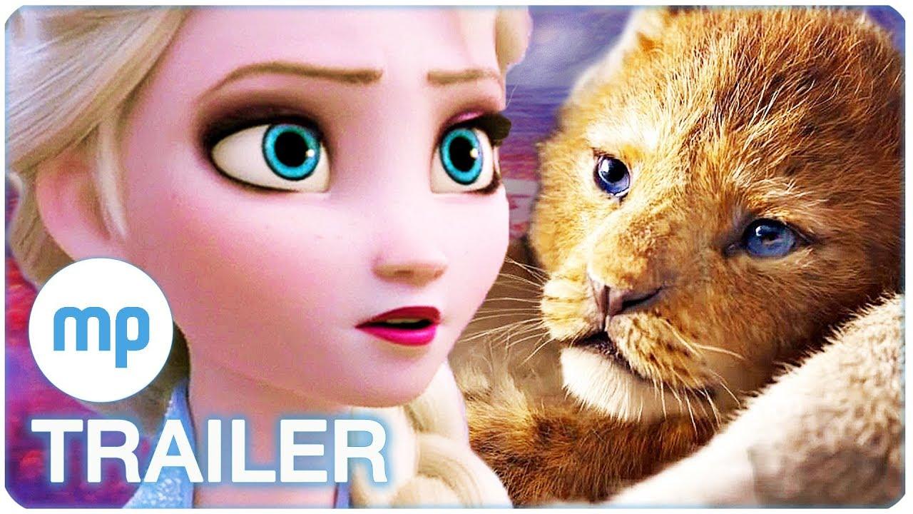 Filme Auf Disney +