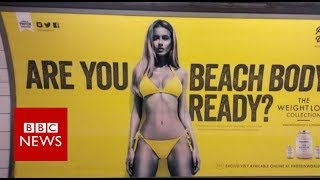 Sexist adverts to come under scrutiny - BBC News