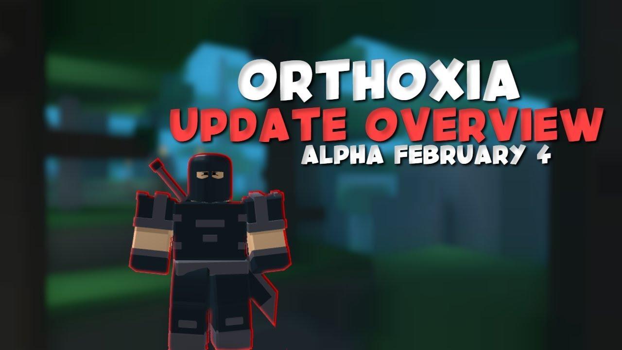 Roblox Orthoxia Discord
