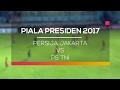 Hasil Pertandingan Persija Jakarta vs PS TNI - Video Gol, Skor Sepak Bola Piala Presiden Persija Jakarta vs PS TNI 05 Februari 2017