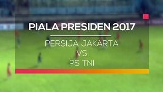 Video Gol Pertandingan Persija Jakarta vs PS TNI