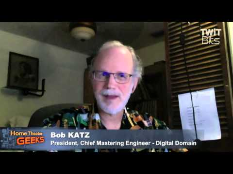 Bob Katz's Studio: Home Theater Geeks 284