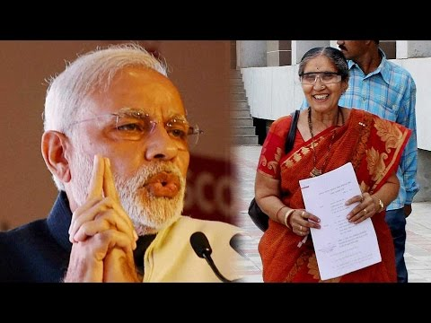 Narendra Modi's wife Jashodaben files RTI, seeks details of his passport