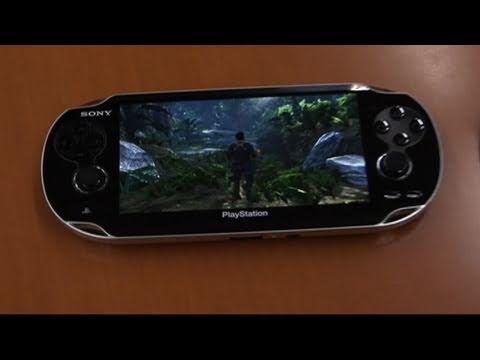CNET Tech Review: Sony debuts PSP2 (aka NGP)
