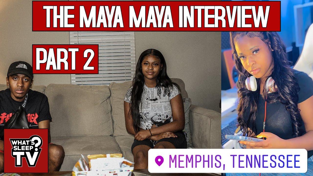 "Maya Maya ""My Goal When I Make Music Is To Move, Motivate, & Inspire"""