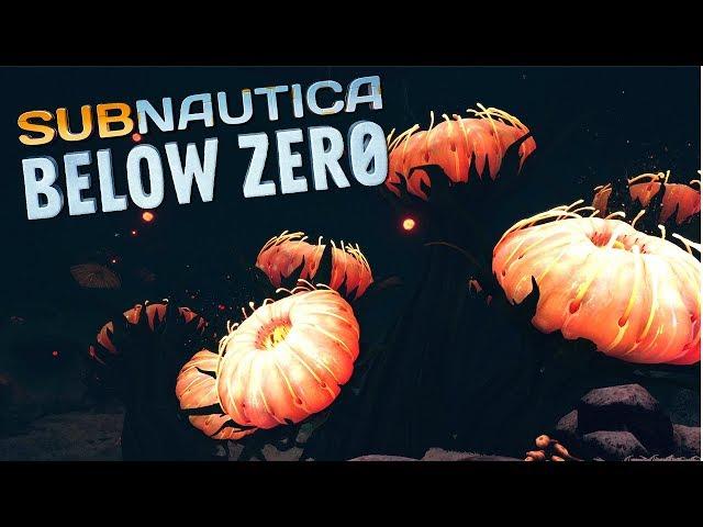 Flower Spore Garden // Subnautica Below Zero [Episode 17] (Deep Dive Update)