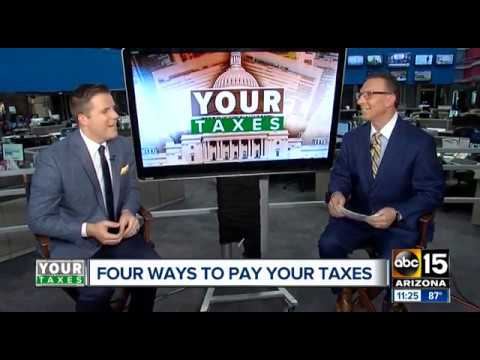 2018 04 11 KNXV 1123 Bob Hockensmith discusses Last Minute Tax Tips 03m23s
