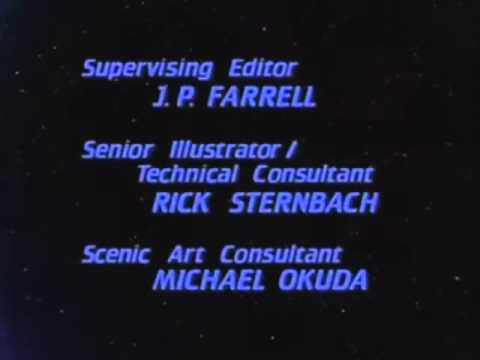 Star Trek TNG Ending Credits