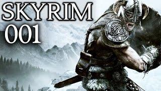 SKYRIM ★ [01] Ankขnft in Himmelsrand - Let's Play Skyrim: Special Edition Deutsch