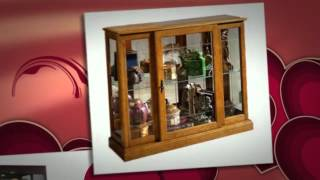 Oak China Cabinet - Good For More Than Just Storing Other Cabinet
