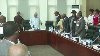 Guinée-bissau, Un accord pour une sortie de crise