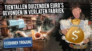 In Deze Fabriek Vond Ik Tientallen Duizenden Euro's Aan Oude Spullen..