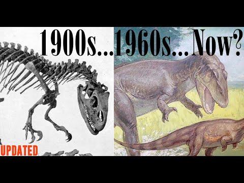 Modern Paleoartist Examines 1960s Paleoart (Updated)