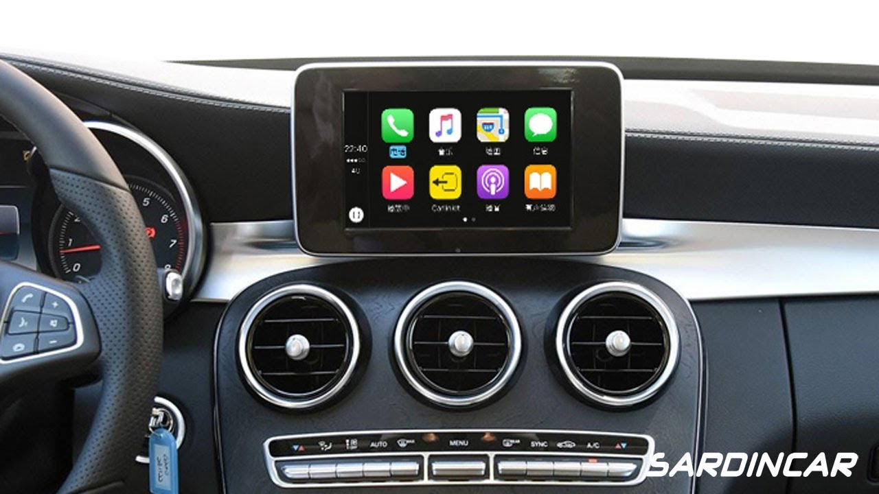 Aftermarket Carplay/Mirrorlink box for W205 - MBWorld org Forums
