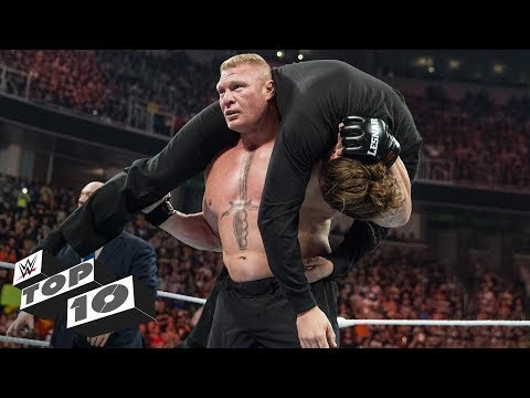 Infamous Superstar suspensions: WWE Top 10, Feb. 18, 2019