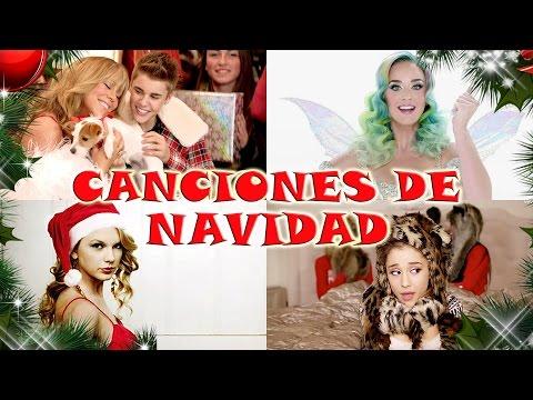 LAS MEJORES CANCIONES DE NAVIDAD MODERNAS - VILLANCICOS EN INGLES  - IT'S MUSIC SERCH