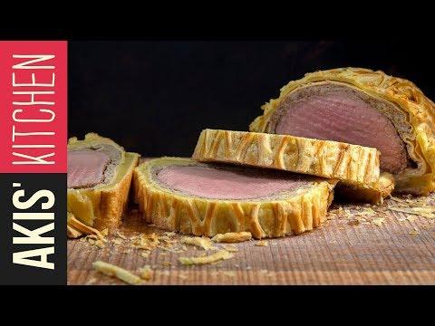 Beef Wellington | Akis Kitchen