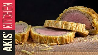 Beef Wellington | Akis Kitchen