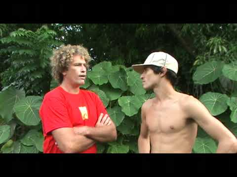 Mantracker Audition / Chris Arruda And Shawn Pila