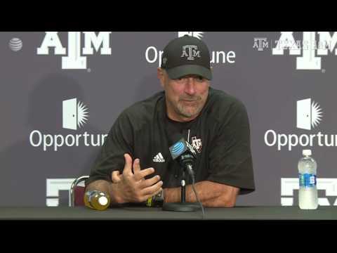 Auburn Weekly Press Conference | Noel Mazzone 9.13.16