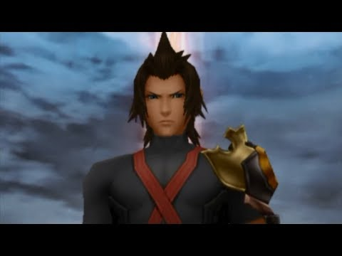 Kingdom Hearts Birth By Sleep - All Cutscenes - Terra