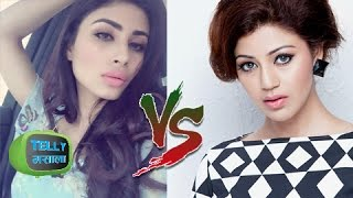 Naagin War : Debina Bonnerjee Challenges Mouni Roy