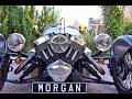 Morgan 3 Wheeler a? la Co?te d'Azur
