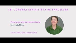 """Conferencia """"Fisiología del Envejecimiento"""" a cargo de Dra. Ligia Pinto."""