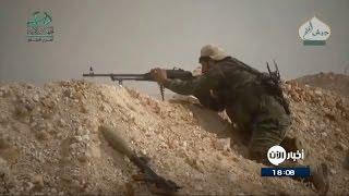جيش الفتح يتقدم جنوب حلب .. وقصف جوي متواصل على المدينة وريفها